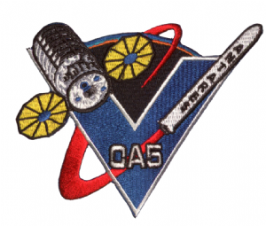 CRS Orbital 5 Resupply Patch